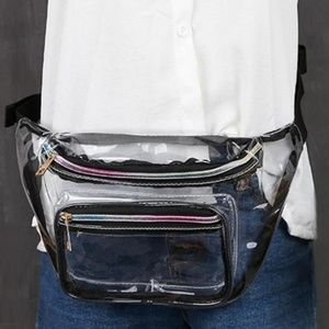 Clear Or Yellow Fanny Packs
